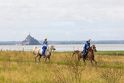 Johanne Hvid, (DEN), Flini Ox<br /> Alltech FEI World Equestrian Games™ 2014 - Normandy, France.<br /> © Hippo Foto Team - Leanjo de Koster<br /> 25/06/14