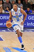 DESCRIZIONE : Campionato 2014/15 Dinamo Banco di Sardegna Sassari - Enel Brindisi<br /> GIOCATORE : Jeff Brooks<br /> CATEGORIA : Palleggio Contropiede<br /> SQUADRA : Dinamo Banco di Sardegna Sassari<br /> EVENTO : LegaBasket Serie A Beko 2014/2015<br /> GARA : Dinamo Banco di Sardegna Sassari - Enel Brindisi<br /> DATA : 27/10/2014<br /> SPORT : Pallacanestro <br /> AUTORE : Agenzia Ciamillo-Castoria / Luigi Canu<br /> Galleria : LegaBasket Serie A Beko 2014/2015<br /> Fotonotizia : Campionato 2014/15 Dinamo Banco di Sardegna Sassari - Enel Brindisi<br /> Predefinita :