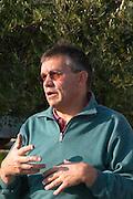 Luc Pelaquie owner domaine pelaquie rhone france
