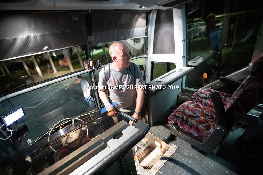 Bryan Ott<br /> <br /> St Joe mission trip to Belize 2019. JAMES GILBERT PHOTO 2019