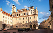 Litwa. Wilno. Uniwersytet Wileński