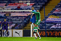 Lois Maynard. Stockport County FC 3-2 Yeovil Town FC. Emirates FA Cup Second Round. Edgeley Park. 29.11.20