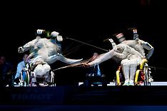 2014 IWAS European Wheelchair Fencing Championships, Strasbourg