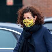 NL/Baarn/20201126 - Minister Van Engelshoven te gast bij Theater Thuis.nl, Minister Ingrid van Engelshoven
