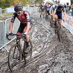 13-10-2019: Cycling: Superprestige Cyclocross: Gieten <br />Ryan Kamp
