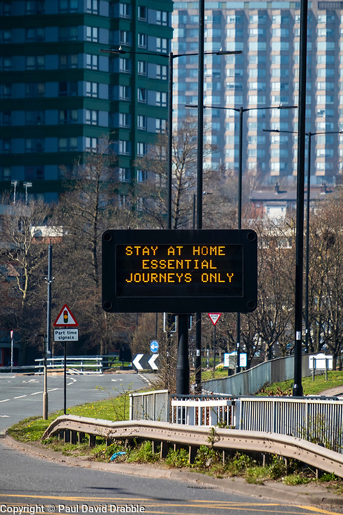 Edncliffe Park  Sheffield third day emergency measures which were announced by Prime minister Boris Johnson on Monday evening (24th march) <br /> <br /> 26 March 2020<br /> <br /> www.pauldaviddrabble.co.uk<br /> All Images Copyright Paul David Drabble - <br /> All rights Reserved - <br /> Moral Rights Asserted -