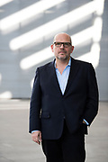 Jaap van Zweden leads rehearsal with the Dallas Symphony Orchestra in Dallas, Texas on February 11, 2017. (Cooper Neill for Quote)