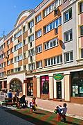 Centrum Legnicy, Polska<br /> Centre of Legnica, Poland
