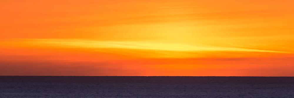 Magic light after sunset   Magisk lys rett etter solnedgang.