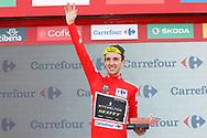 Simon Yates (GBR - Mitchelton - Scott) during the 73th Edition of the 2018 Tour of Spain, Vuelta Espana 2018, 19th stage Lleida - Andorra 154,4 km on September 14, 2018 in Spain - Photo Luca Bettini / BettiniPhoto / ProSportsImages / DPPI