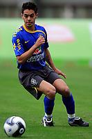 20090603: TERESOPOLIS, BRAZIL - Brazil National Team preparing match against Uruguay. In picture: Josue. PHOTO: CITYFILES