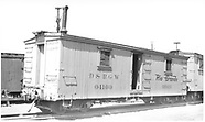 RD067 D&RGW Work Eq. - Outfit Box Cars