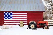 Red Barn, Bozeman Montana