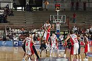 DESCRIZIONE : Varese Lega A1 2006-07 Whirlpool Varese Legea Scafati<br /> GIOCATORE : Howell Tifosi Contestazione<br /> SQUADRA : Whirlpool Varese<br /> EVENTO : Campionato Lega A1 2006-2007 <br /> GARA : Whirlpool Varese Legea Scafati<br /> DATA : 21/04/2007 <br /> CATEGORIA : Rimbalzo Tifosi Delusione<br /> SPORT : Pallacanestro <br /> AUTORE : Agenzia Ciamillo-Castoria/G.Cottini<br /> Galleria : Lega Basket A1 2006-2007 <br /> Fotonotizia : Varese Campionato Italiano Lega A1 2006-2007 Whirlpool Varese Legea Scafati<br /> Predefinita :