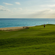 Cabo Real Golf Course. Los Cabos, Mexico.