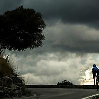 Paralympian Denise Schindler, Mallorca, Spain.