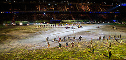 Norman Knights - Opening Ceremony - Alltech FEI World Equestrian Games™ 2014 - Normandy, France.<br /> © Hippo Foto Team - Leanjo de Koster<br /> 24/06/14