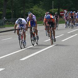 Olympia Tour 2007<br />Peloton onderweg naar Buchten
