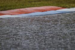 July 21, 2018 - Hockenheim, Germany - Motorsports: FIA Formula One World Championship 2018, Grand Prix of Germany, .Rain on track  (Credit Image: © Hoch Zwei via ZUMA Wire)