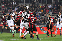 Gol Mehdi Benatia Juventus Goal celebration 1-0 <br /> Roma 09-05-2018  Stadio Olimpico  <br /> Football Calcio Finale Coppa Italia / Italy's Cup Final 2017/2018 Juventus - Milan<br /> Foto Andrea Staccioli / Insidefoto