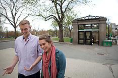 Jennifer Morey and Nathan Potter