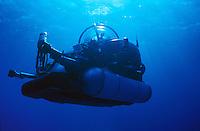 Deep Worker Submersible