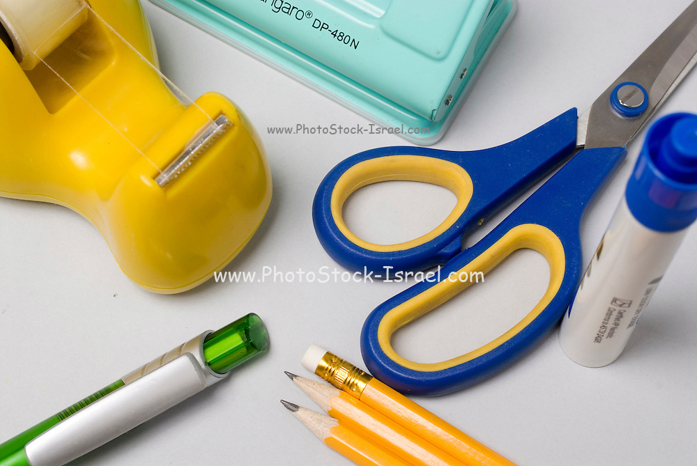 office tools and utensils