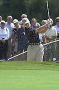 2001 Weetabix Women's British Open, Sunningdale Golf Course, Berks, Great Britain<br />  <br /> [Mandatory Credit Peter Spurrier/Intersport Images]<br /> <br /> Friday 3rd August 2001<br /> Scotland's Janice Moodie