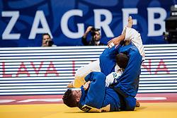 IDDIR Alexandre of France competes on July 28, 2019 at the IJF World Tour, Zagreb Grand Prix 2019, in Dom Sportova, Zagreb, Croatia. Photo by SPS / Sportida