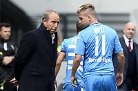 Giampiero Ventura-Maxi Lopez<br /> Reggio Emilia 19-04-2015 Mapei Stadium, Football /Campionato di calcio serie A / Sassuolo-Torino / Foto Image Sport / Insidefoto