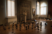 Venice Biennale opening week. Dys Func tional, Gelleria Giorgio Francetti All. Ca'D'oro, 7 May 2019