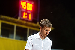 Simon Rozman head coach of NK Domzale during Football match between NK Domzale and Malmo FF in Second Qualifying match of UEFA Europa League 2019/2020, on July 25th, 2019 in Sports park Domzale, Domzale, Slovenia. Photo by Grega Valancic / Sportida