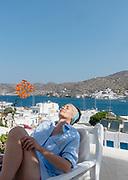Greece, Kyklades,  Katapola, Amorgos