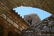 St Nicholas Greek Orthodox Church in Delphi Greece