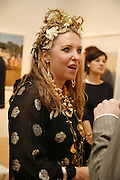 KATRINE BOORMAN, Opening of Photo-London, Burlington Gdns. London. 17 May 2006. ONE TIME USE ONLY - DO NOT ARCHIVE  © Copyright Photograph by Dafydd Jones 66 Stockwell Park Rd. London SW9 0DA Tel 020 7733 0108 www.dafjones.com