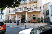 The Drisco Hotel at the American Colony of Tel Aviv is located in the south of the Tel Aviv, not far from Jaffa,