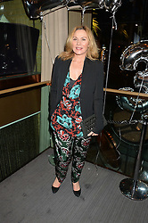 KIM CATTRALL at the 3rd birthday party for Spectator Life magazine hosted by Andrew Neil and Olivia Cole held at the Belgraves Hotel, 20 Chesham Place, London on 31st March 2015.