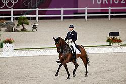 Ruoste Henri, FIN, Kontestro DB, 128<br /> Olympic Games Tokyo 2021<br /> © Hippo Foto - Stefan Lafrentz<br /> 24/07/2021