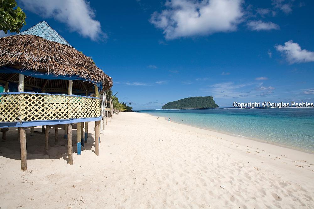 Lalomanu Beach, Upolu, Western Samoa