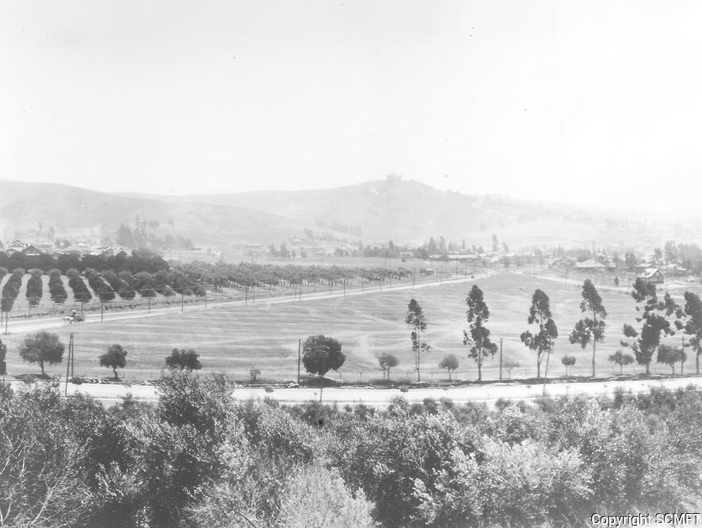 1911 Panorama of Hollywood