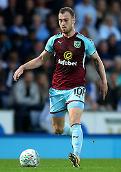 Ashley Barnes of Burnley - Mandatory by-line: Matt McNulty/JMP - 23/08/2017 - FOOTBALL - Ewood Park - Blackburn, England - Blackburn Rovers v Burnley - Carabao Cup - Second Round
