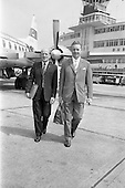1964 - Irish delegates leave for International Seed Trade Conference in Venice