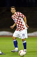 Fotball<br /> 08.09.2007<br /> EM-kvalifisering<br /> Kroatia v Estland<br /> Foto: Gepa/Digitalsport<br /> NORWAY ONLY<br /> <br /> Niko Kranjcar (CRO)