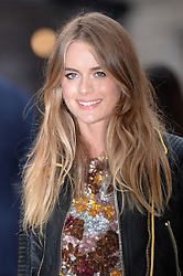 """File photo dated 07/06/16 of Cressida Bonas who began dating Prince Harry in May 2012 after being introduced by his cousin and her close friend, Princess Eugenie, they split up in April 2014, saying they remained """"the best of friends""""."""