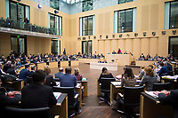 DEU, Deutschland, Germany, Berlin, 10.02.2017: Sitzung im Bundesrat.