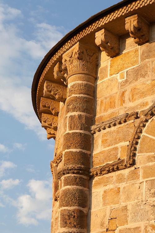 Church,  Église Saint Vosy, Culhat, Auvergne