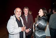 ALAN YENTOB; TONY ELLIOT, Henry Moore, Tate Britain. London. 22 February 2010
