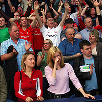 QUEENS PARK RANGERS/NOTTINGHAM FOREST 30.04.05 CHAMPIONSHIP PHOTO CHRIS WARD FOTOSPORTS INT'L<br />
