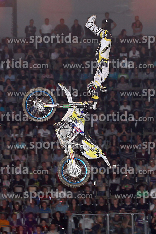 28.05.2011, Olympiahalle, Muenchen, GER, Suzuki Nigth of the Jumps , im Bild Maikel Melero (ESP)    , EXPA Pictures © 2011, PhotoCredit: EXPA/ nph/  Straubmeier       ****** out of GER / SWE / CRO  / BEL ******