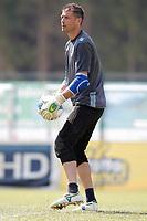 Albano Bizzarri Lazio,<br /> Auronzo di Cadore (Belluno) 20/7/2013 <br /> Football Calcio 2013/2014 Serie A <br /> Allenamento SS Lazio <br /> Training Session <br /> Ritiro precampionato SS Lazio <br /> Foto Marco Bertorello Insidefoto